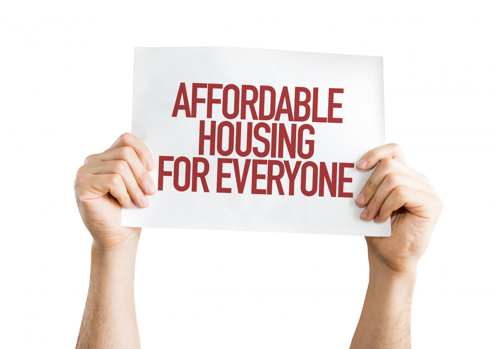 Affordable Housing For Everyone
